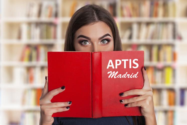 Nuestras clases APTIS en Madrid