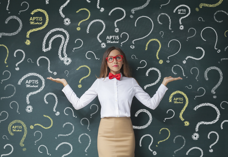 FAQ de preguntas frecuentes del examen APTIS