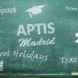 Vocabulario de APTIS para profesores (APTIS for teachers)