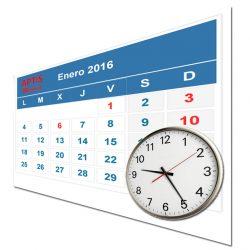 Preposiciones de tiempo en inglés APTIS (Prepositions of Time)