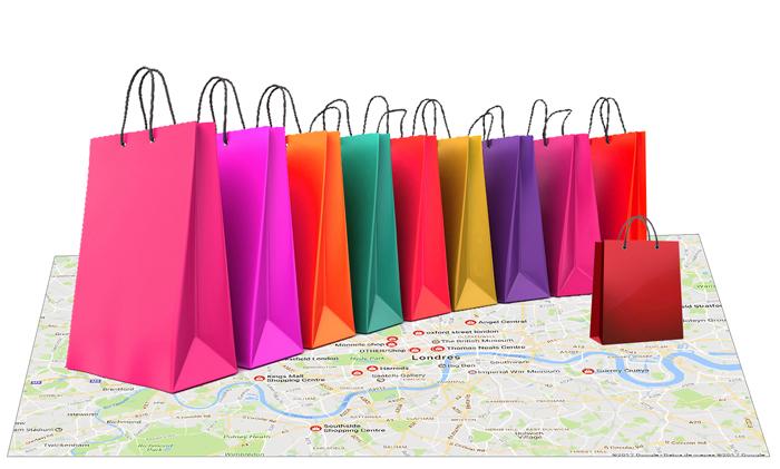 Shopping, vocabulario de compras en inglés APTIS
